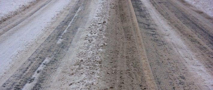 Winter Road Salt Changes for Williams Lake Area