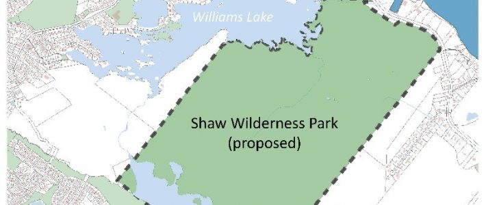 Wilderness Park Public Hearing, July 17