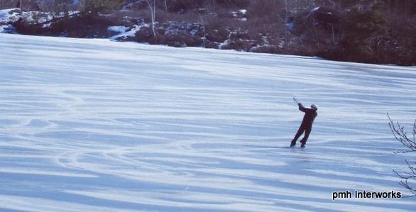Sail Ice Skating