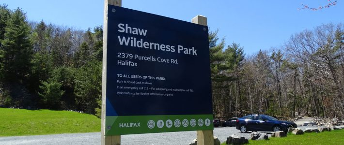 David Patriquin: First excursion to Shaw Wilderness Park